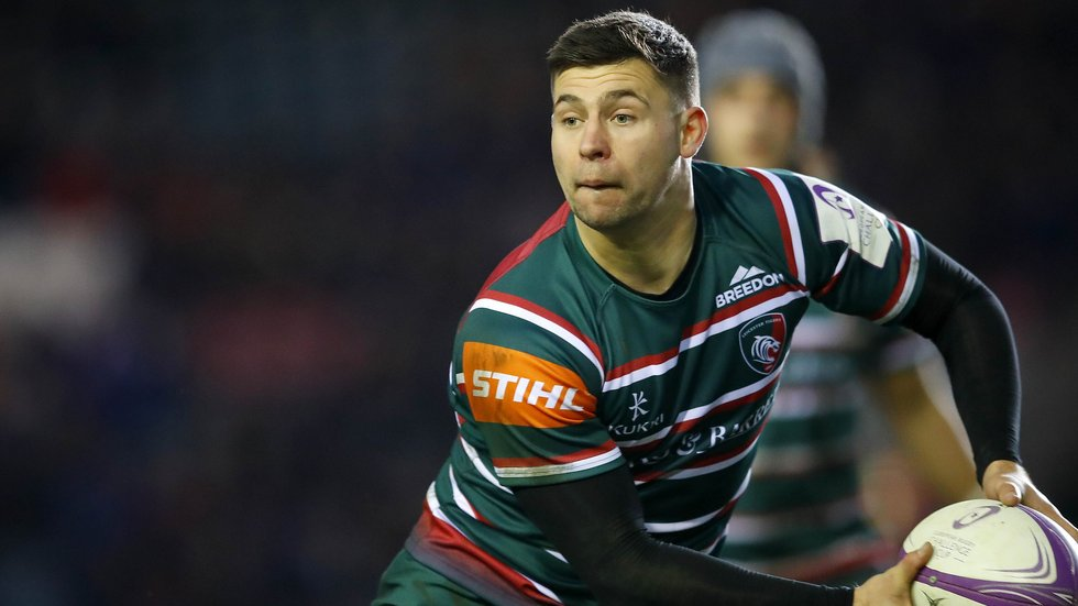 Ben Youngs looks to add to his 95 caps during the Six Nations Championship