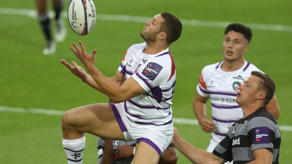 Tigers and Wales back Jonah Holmes has also featured for Leicester in this competition.