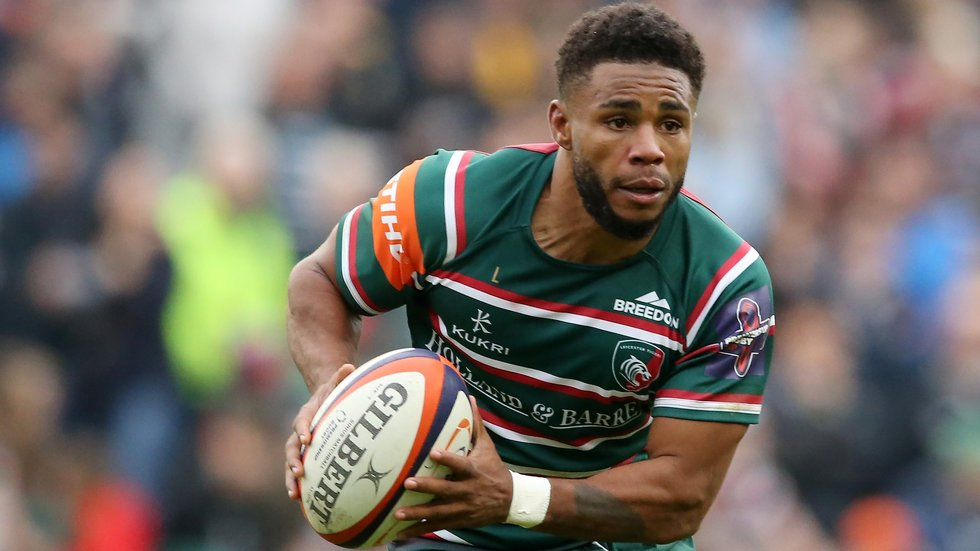 Kyle Eastmond is back in action following a calf injury