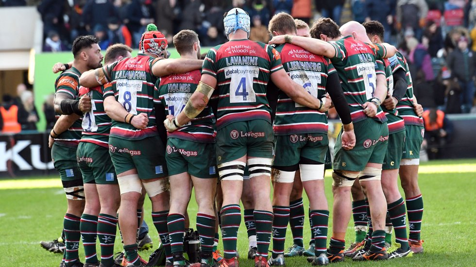 Tigers will be back at Welford Road after an absence of more than five months