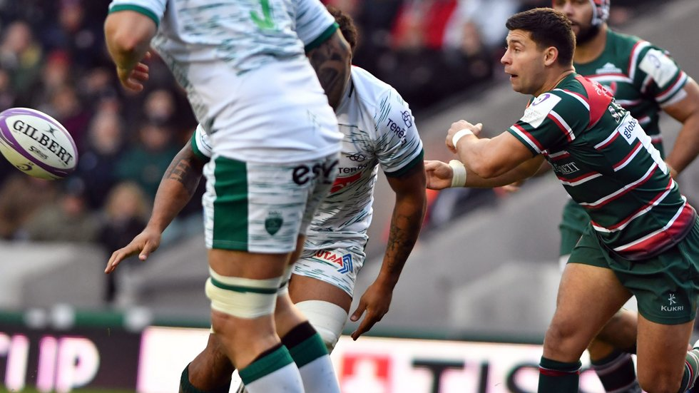 Ben Youngs made his return to club colours in the Challenge Cup victory