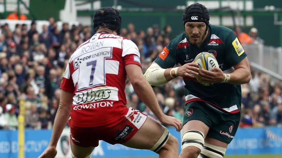 Gloucester have already made one visit to Welford Road this season on league duties