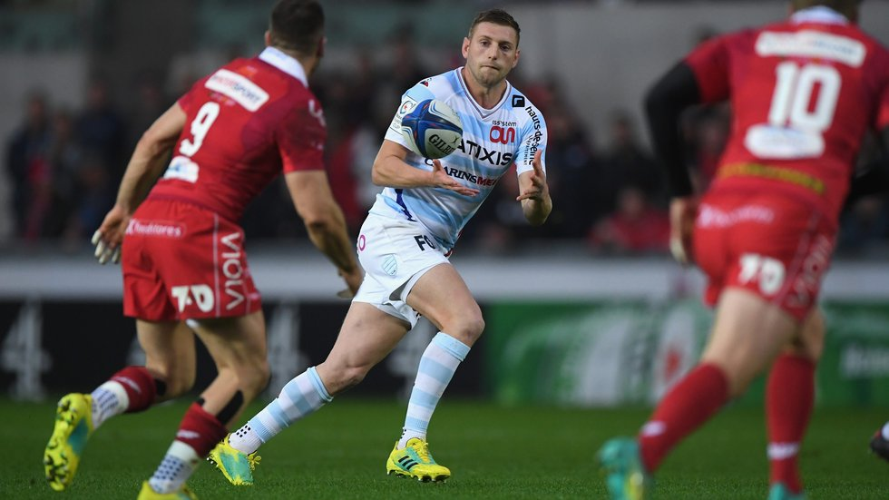 Scotland fly-half Finn Russell was among the big-name signings made by Racing 92 this season