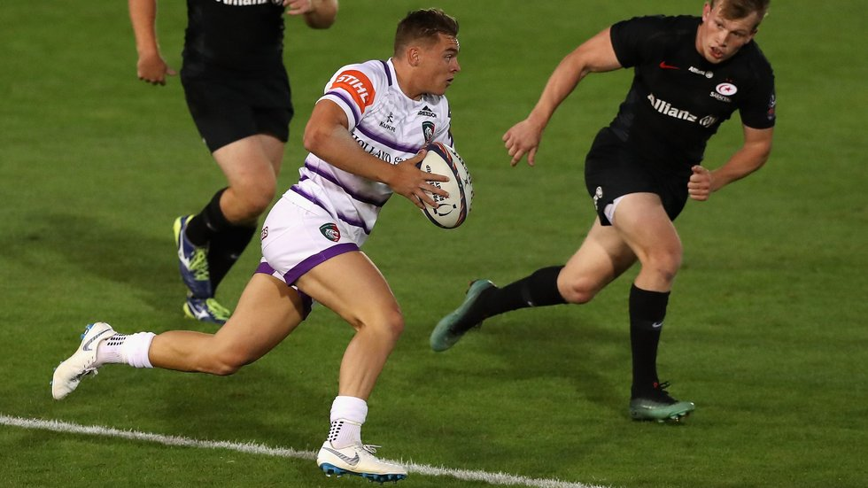 Saracens, who were in Tigers' pool in 2018, won the Premiership Rugby 7s last time out.