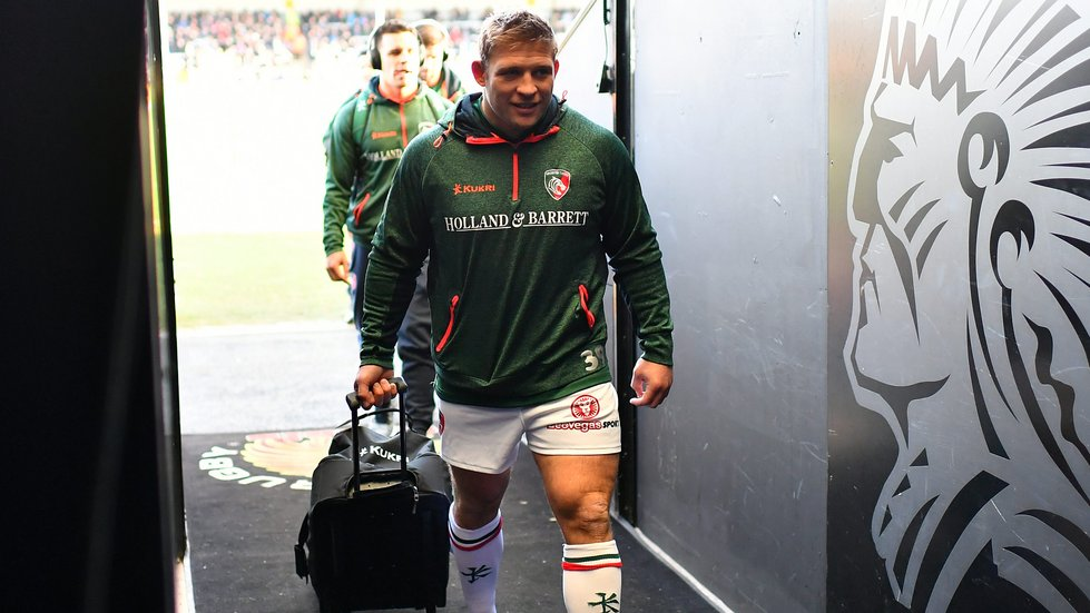 Tom Youngs leads Tigers to Sandy Park looking to get the season off to a decent start