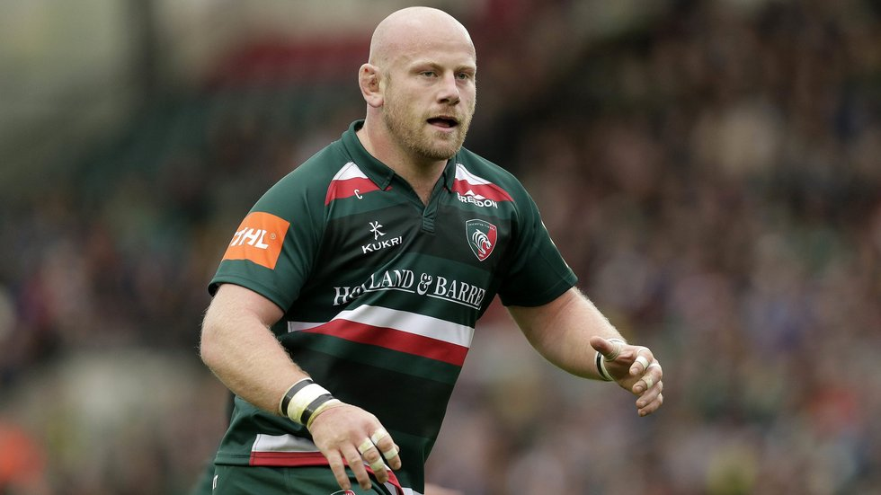 Tigers prop Dan Cole is among the most-capped players in the England set-up