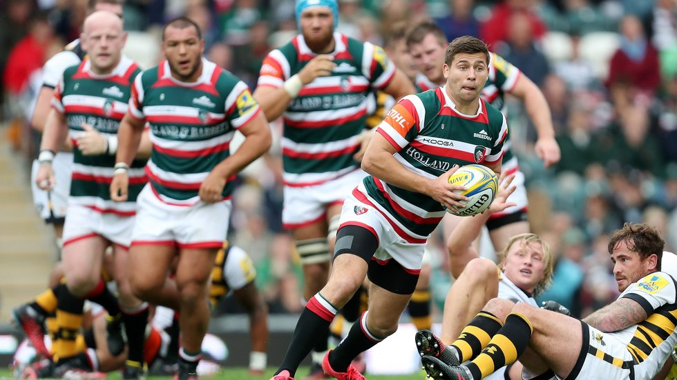 Team news: Bath versus Tigers | Leicester Tigers