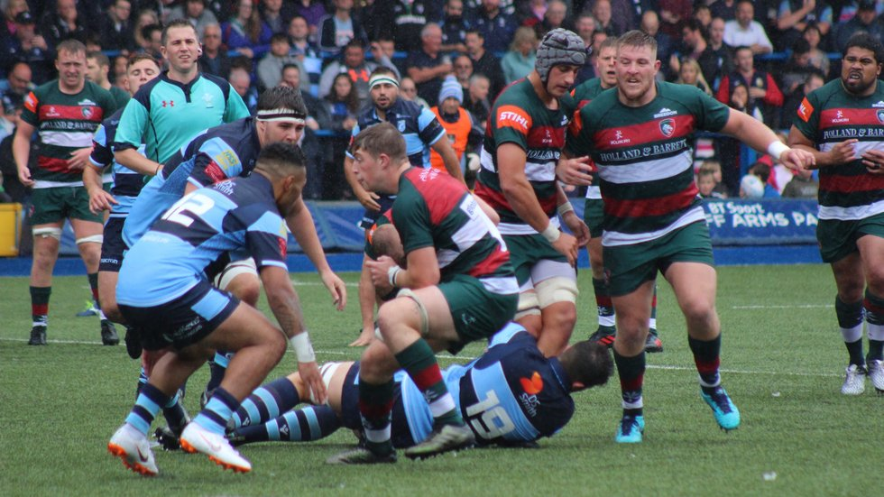 Tigers went to the Cardiff Blues last summer for a pre-season fixture