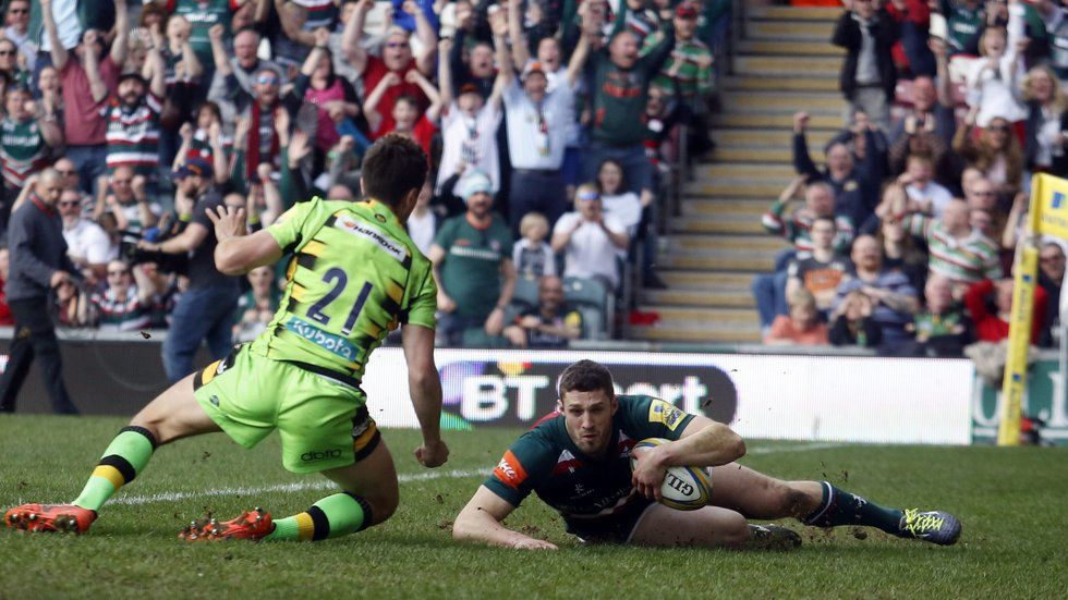 Jonah Holmes scored 10 tries in nine first-team appearances with the Tigers last season