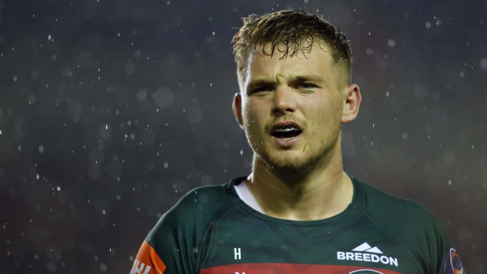 Will Evans claims a place in the back row for the home game against Gloucester this Saturday