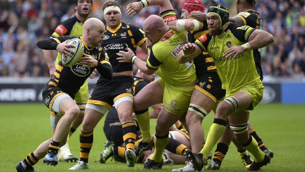 Wasps and Tigers make it a century of meetings this weekend