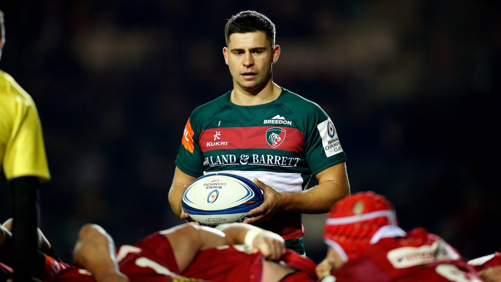 Ben Youngs is set for a place in his third Rugby World Cup in Japan
