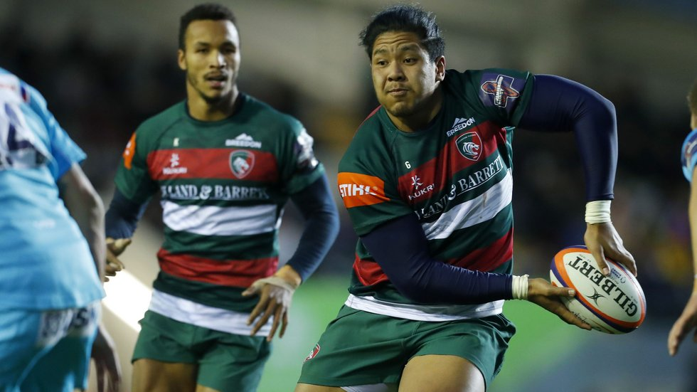 Fred Tuilagi returns to the Tigers team for the short trip to Northampton