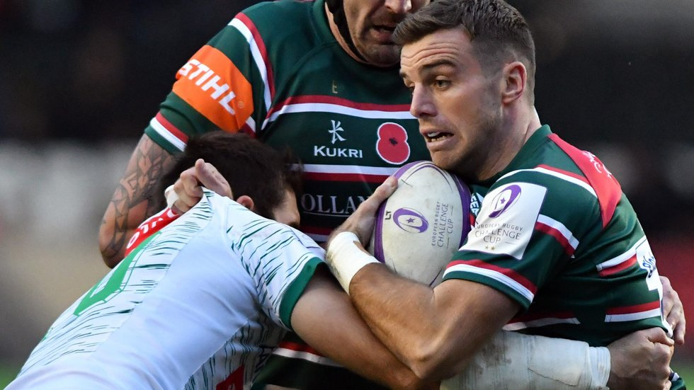 George Ford returned to steer the Tigers ship to victory in the opening game in Europe