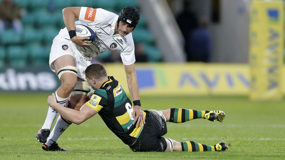 Sam Lewis hopes to make his international debut in the Under-20s Six Nations