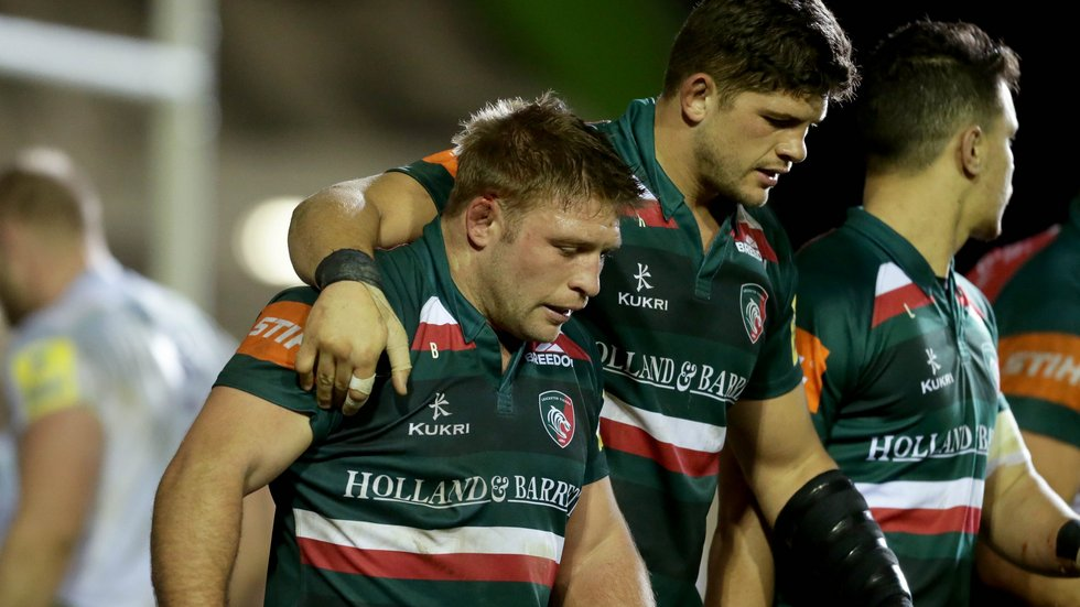 Club captain Tom Youngs has now made 150 first-team appearances