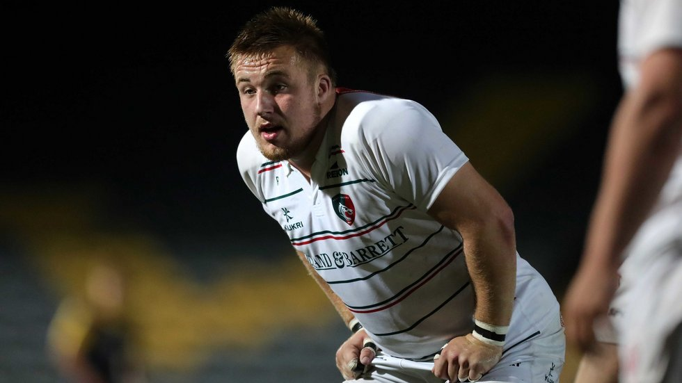 Joe Heyes starts in the front row for England Under-20s against South Africa