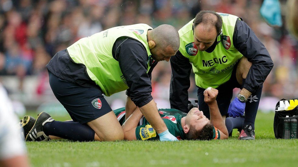 Player injuries were part of the discussion at the Supporters' Forum