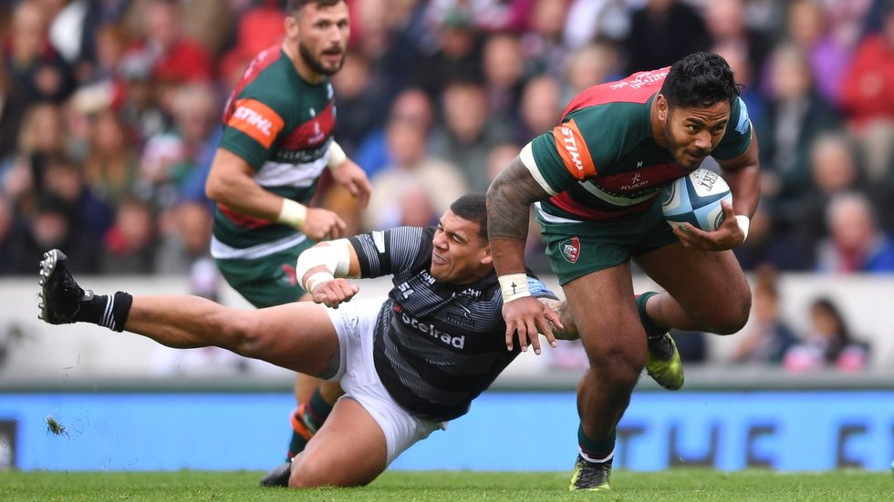 9912dbd6933 Leicester Tigers v Newcastle Falcons (Gallagher Premiership Rugby ...