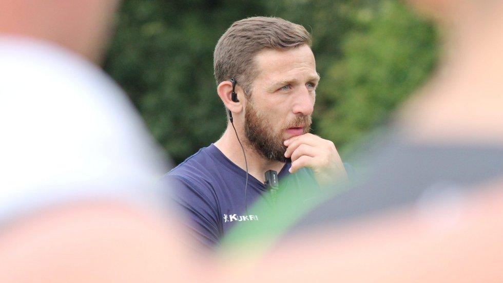 Academy Assistant Coach: David Mélé