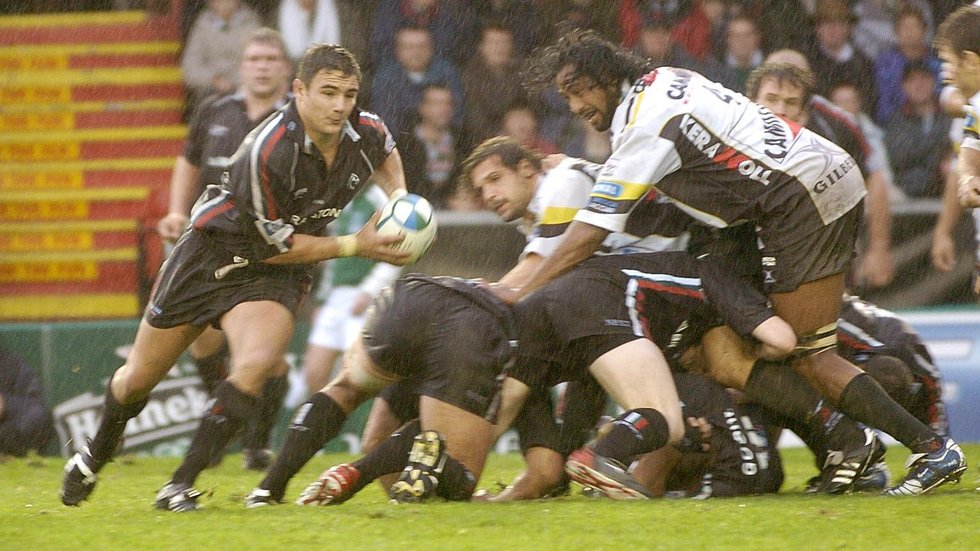 Calvisano are back at Welford Road for the first time in nearly 15 years