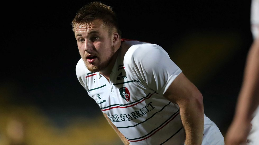 Joe Heyes makes his first start of the Championship as England face Italy on Sunday