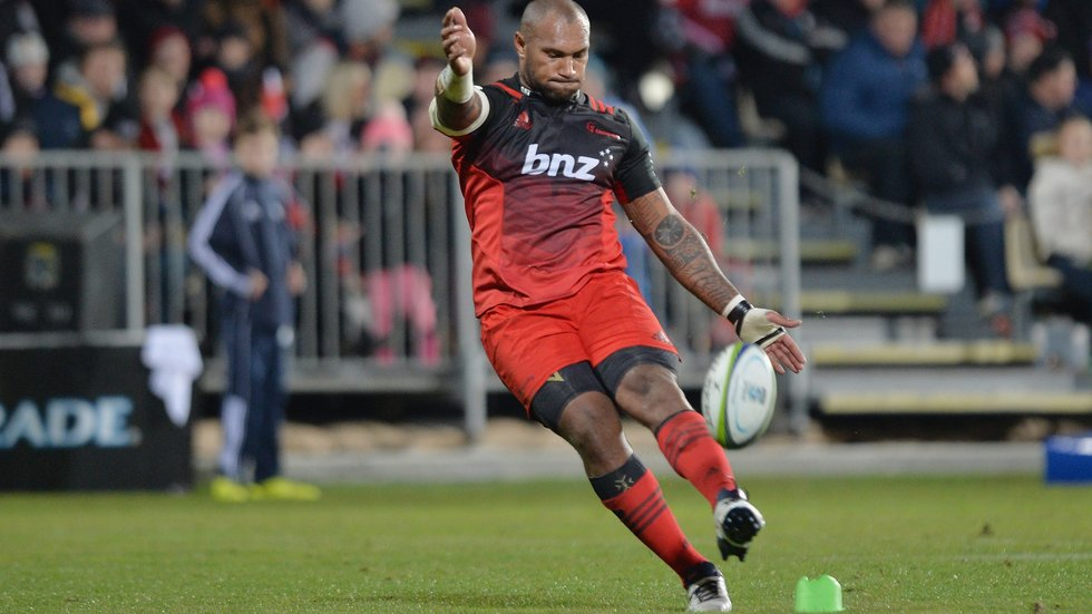 Nemani Nadolo adds different strengths in the backline and a kicking option