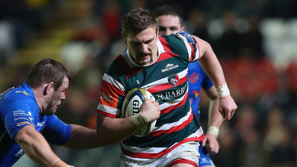 Harry Wells, pictured in action last Movember, will captain the Tigers team this year