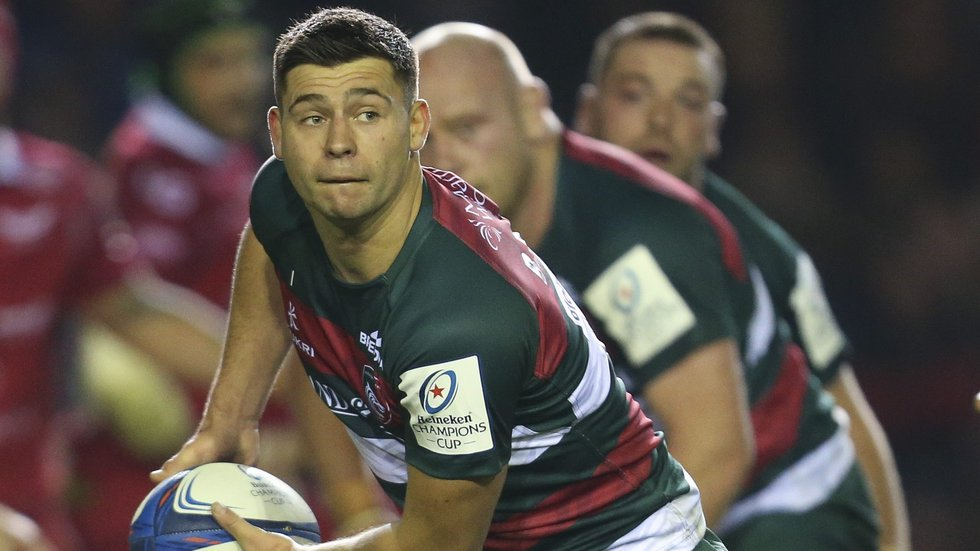 Ben Youngs starts for England after being used as a replacement against Wales
