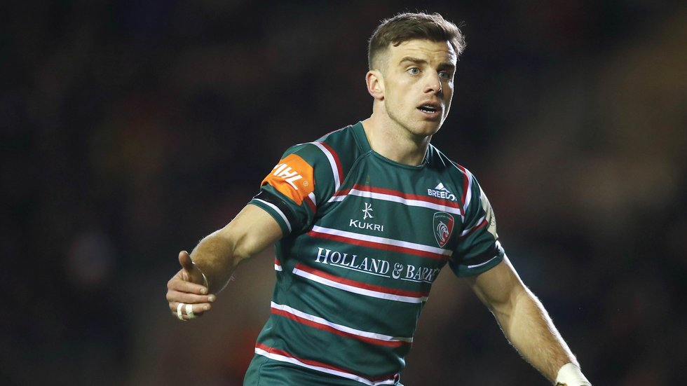 George Ford starts at fly-half as England look to bounce back at Murrayfield