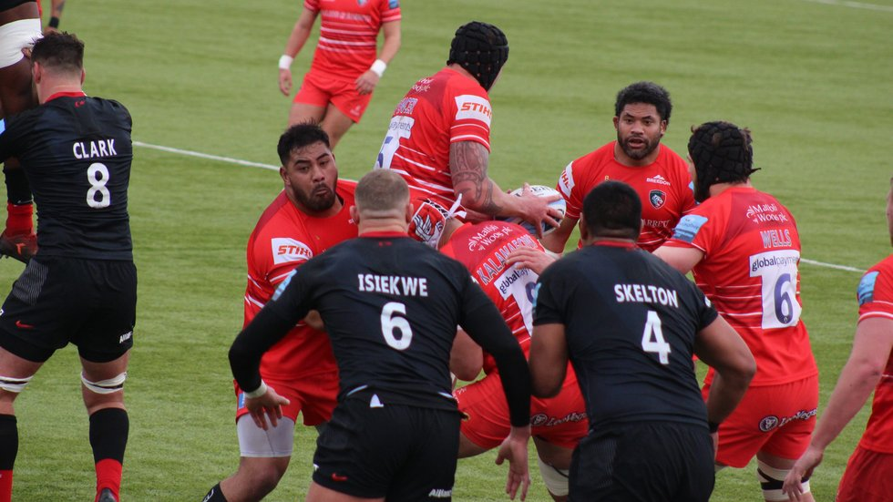 There have been significant changes since the team's last outing against Saracens in March