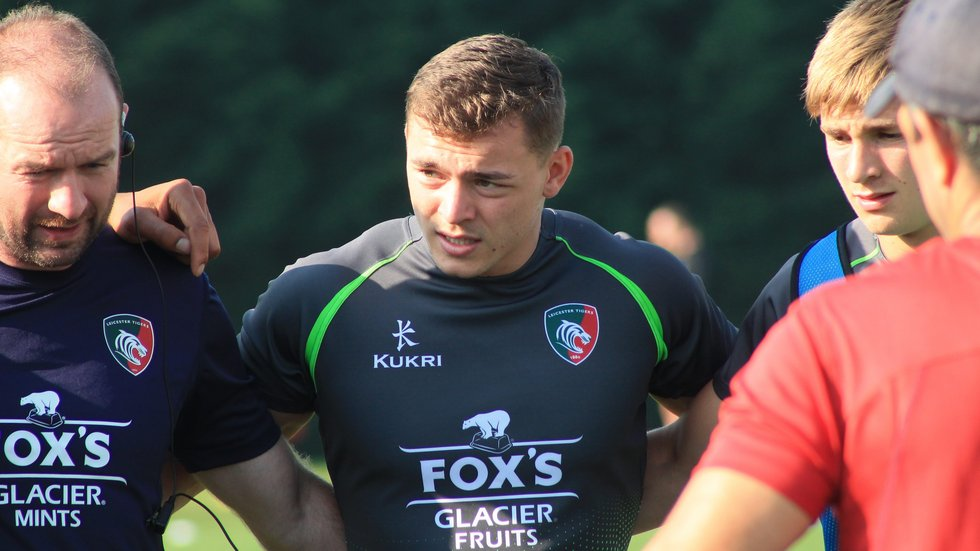 Scrum-half Harry Simmons will captain Tigers in the opening game of the Shield campaign
