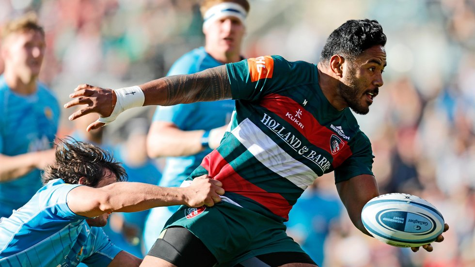 Manu Tuilagi ruled out of South Africa clash with groin strain