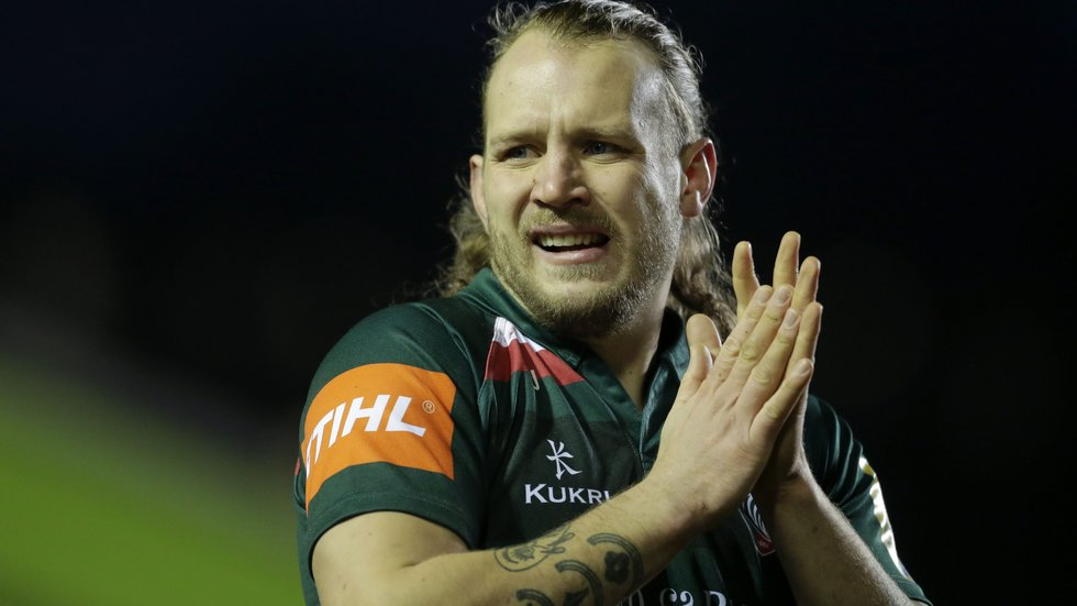 Scrum-half Sam Harrison reaches a significant landmark in the East Midlands derby at Welford Road