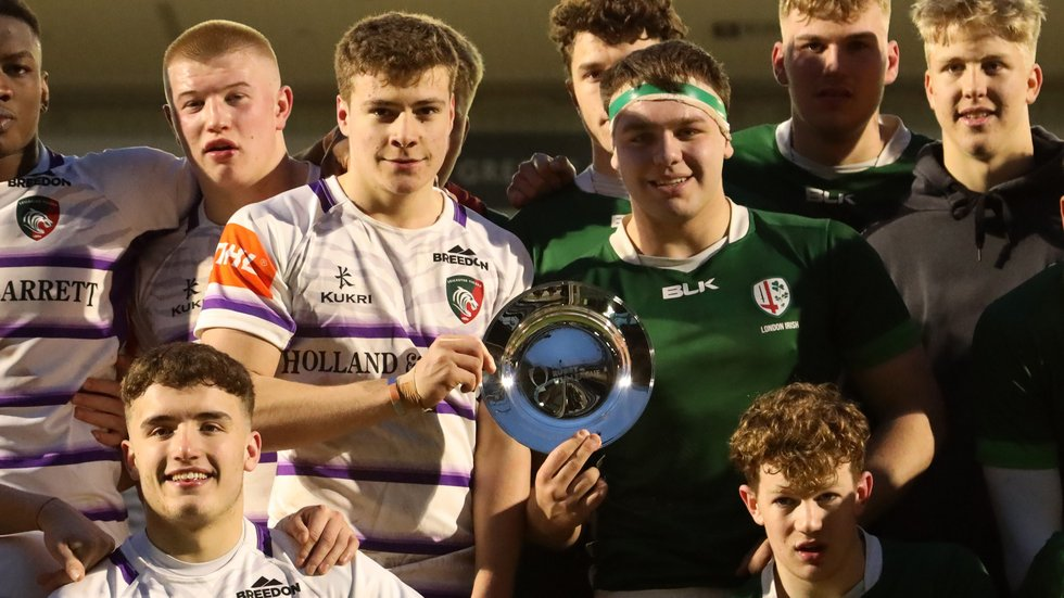 Tigers and London Irish share the 2109/20 after a draw in Sunday's Final