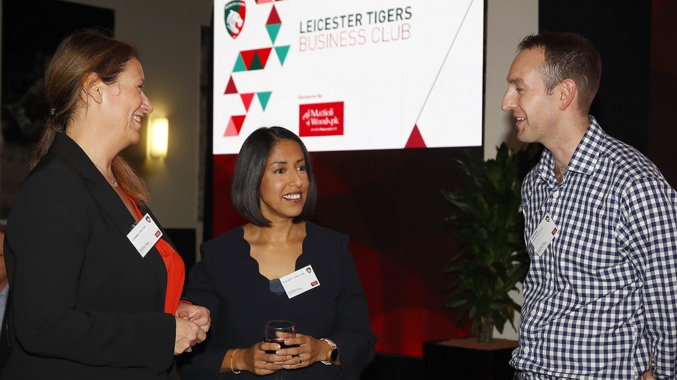 The Tigers Business Club runs a programme of events for its members
