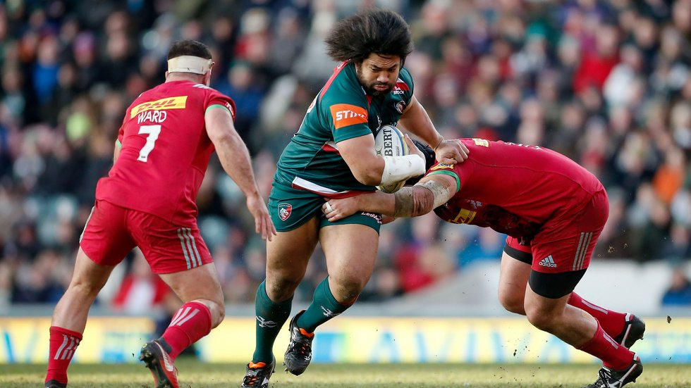 Tatafu Polota-Nau is named in the front row for the match against Bath this weekend