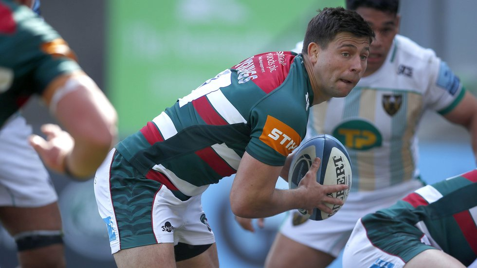 Ben Youngs looks forward to running out in front of a Tigers home crowd again