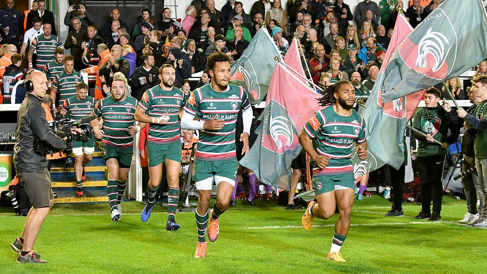 Tigers gained a first win in the Cup at home to Exeter and followed up with victory at Bath.