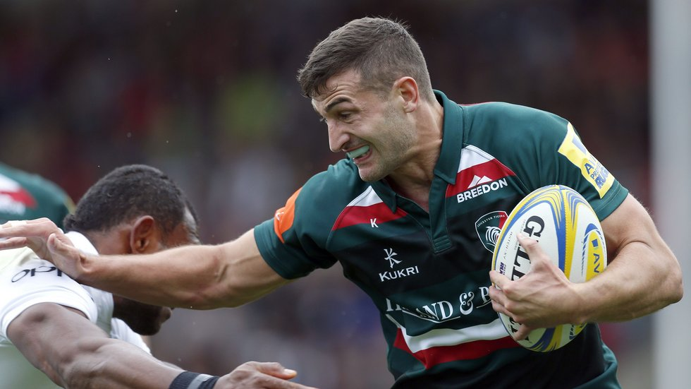 Jonny May adds to his 35 caps as England face the Springboks for a second time