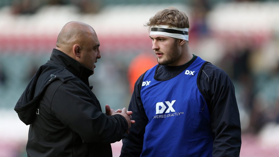 Young prop Sam Grahamslaw is in the matchday squad for Scotland's opener in France