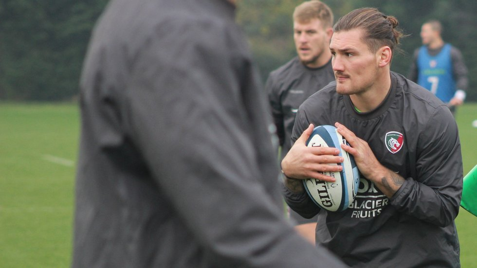 Saturday's match will be Tigers' first appearance in the European Challenge Cup.