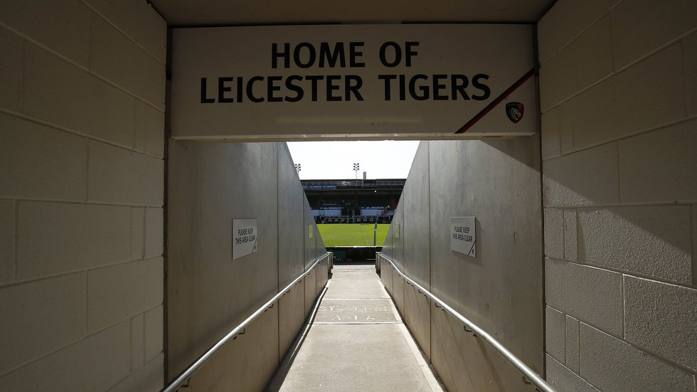 The action resumes behind closed doors at Welford Road on Saturday