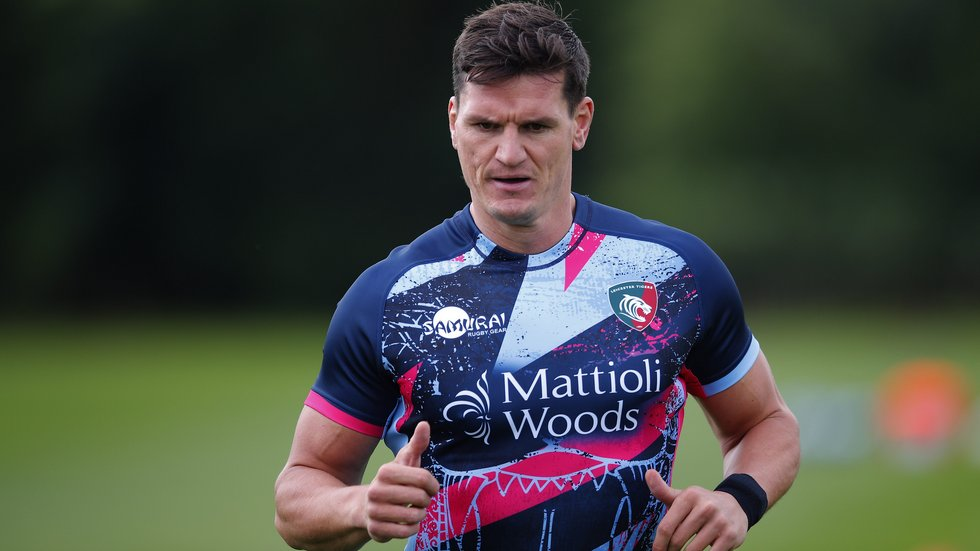 Freddie Burns is back to start in his second spell with the Tigers