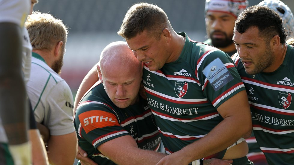 Charlie Clare earned another crack at Premiership rugby with Tigers