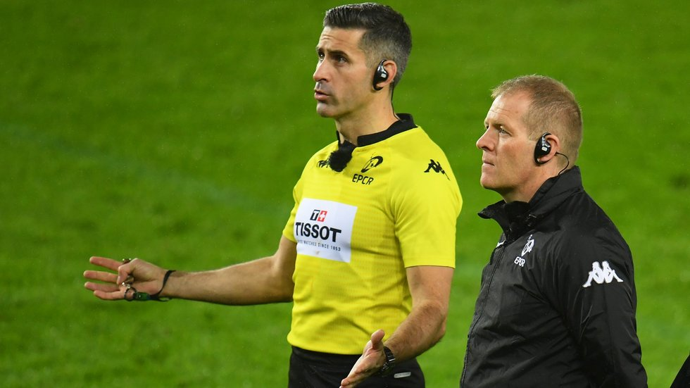 Frank Murphy will be on the touchline as Toulon and Bristol meet in a European Final