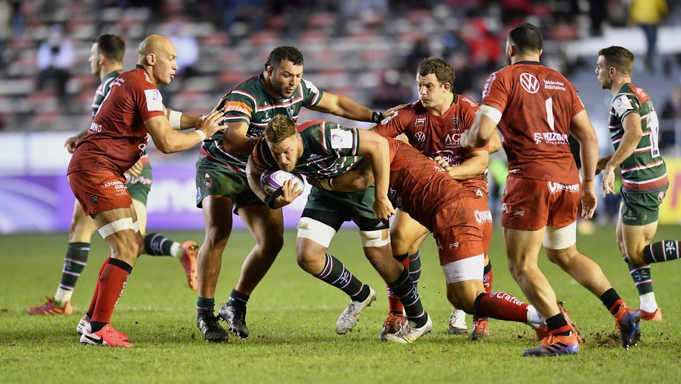 Tigers reached the European Challenge Cup semi-finals during 2019/20