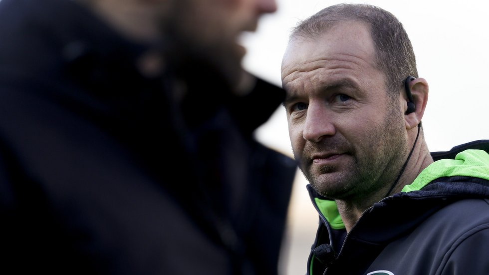 the London Irish coaching team are well known to Tigers boss Geordan Murphy