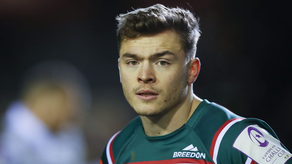 Harry Simmons made rapid progress from academy to first-team squad with Tigers