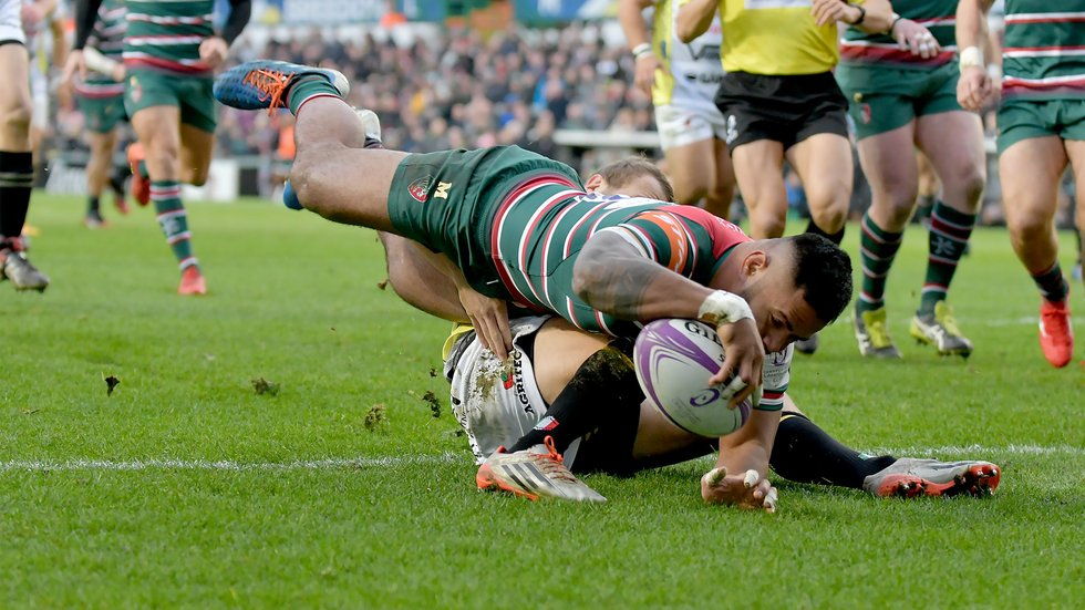 An enterprising start set up Tigers for a big win at welford Road